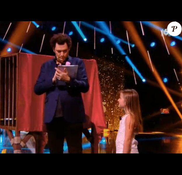 """Eric Antoine dans """"Tous les voeux sont permis"""", le 3 janvier 2018 sur M6."""