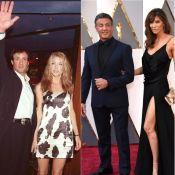 Sylvester Stallone fou d'amour de la bombe Jennifer Flavin depuis des décennies