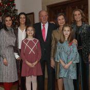 Famille royale d'Espagne : La photo événement pour les 80 ans de Juan Carlos