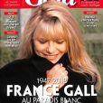 """Couverture du magazine """"Gala"""" en kiosques le 10 janvier 2018"""