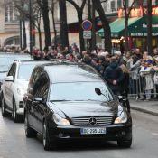 Obsèques de France Gall : Jane Birkin et Cécile Cassel entouraient ses proches