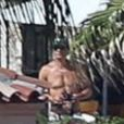 Exclusif - Jennifer Aniston et son mari Justin Theroux en vacances à Cabo San Lucas au Mexique, le 27 décembre 2017.