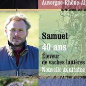 L'amour est dans le pré 2018 : Samuel, un aventurier sauvage et solitaire