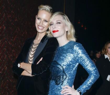 Cate Blanchett et Ana Girardot célèbrent 150 ans d'horlogerie suisse