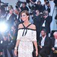 Anna Mouglalis arrive à la cérémonie de clôture du 74ème Festival International du Film de Venise (Mostra), le 9 septembre 2017.