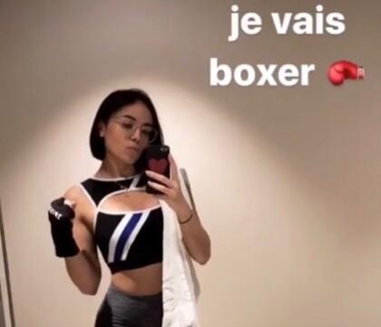 Agathe Auproux invitée à envoyer des photos d'elle nue : Sa drôle de réponse...