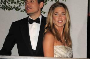 Jennifer Aniston a de nouveau largué... son chéri John Mayer !!!