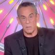 """Thierry Ardisson défend Jeremstar dans """"Les Terriens du dimanche"""", le 21 janvier 2018 sur C8."""