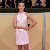 SAG Awards : Millie Bobby Brown détone en basket, Halle Berry décolletée...