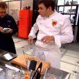 """Adrien - """"Top Chef 2018"""" sur M6. Le 31 janvier 2018."""