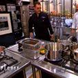 """Thibaud - """"Top Chef 2018"""" sur M6. Le 31 janvier 2018."""