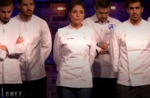 Top Chef 2018 : Ella, Thibaud et Franck éliminés, les chefs se font la guerre