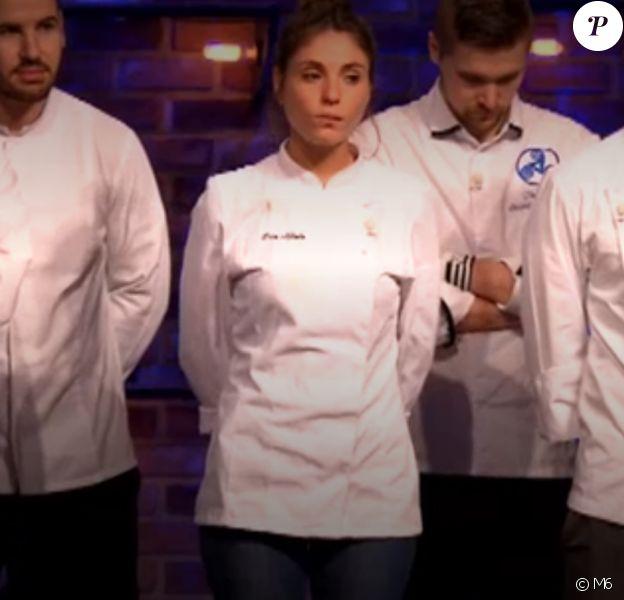 """Epreuve de la dernière chance - """"Top Chef 2018"""" sur M6. Le 31 janvier 2018."""