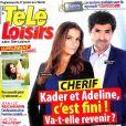 """Magazine """"Télé Loisirs"""", en kiosques le 22 janvier 2018."""