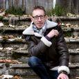 Exclusif - Prix Spécial - No Web No Blog - Patrick Dils pose dans un parc à Floirac près de Bordeaux, le 4 Decembre 2017. Patrick Dils est la plus grande erreur judiciaire Francaise, il a fait 15 ans de prison pour un double meurtre pour lequel il a été innocenté. Patrick Bernard/Bestimage04/12/2017 - Bordeaux