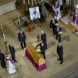 Obsèques de Paul Bocuse en la cathédrale Saint-Jean de Lyon le 26 janvier 2018. Bony / pool / Bestimage