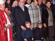 Albert et Charlene de Monaco : Les jumeaux embrasent leur première Sainte Dévote