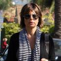 Lisa Rinna... Botoxée mais super bien lookée !