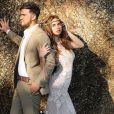 """Billy Crawford a dévoilé des photos de son """"pré-mariage"""" avec Coleen Garcia sur Instagram. Des clichés signés Niceprintphoto. Janvier 2018"""