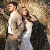 Billy Crawford dévoile déjà ses photos de mariage...