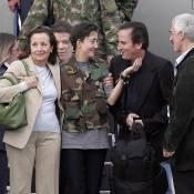 Ingrid Betancourt demande le divorce !