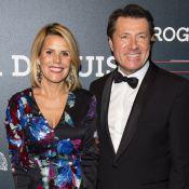 Laura Tenoudji et Christian Estrosi sur leur 31 pour une soirée parisienne
