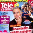 Magazine Télé 2 Semaines en kiosques le 29 janvier.