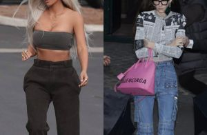 Kim Kardashian et Kanye West : Le couple inspire la planète Mode