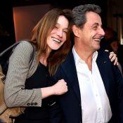 Carla Bruni et Nicolas Sarkozy, 10 ans de mariage et de déclarations d'amour