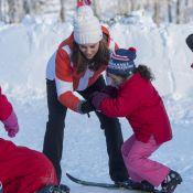 Kate Middleton, enceinte : Charmante monitrice de ski en Norvège, pour finir...