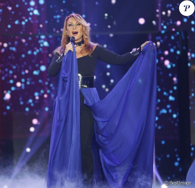 Semi-Exclusif - Julie Pietri - Concert Stars 80 - 10 ans déja ! à l'U Arena de Nanterre le 2 décembre 2017. © Marc-Ausset Lacroix/Bestimage