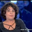 Isabelle Mergault raconte la blague sexuelle que lui a fait Laurent Baffie dans Salut les Terriens surC8 le 3 février 2018