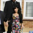 Amy Winehouse se rend au tribunal. 17/03/09