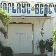 """L'île de N'Gor au Sénagal où France Gall avait ouvert le restaurant """"Noflaye Beach"""". Images du Journal de l'Afrique sur TV5 Monde, janvier 2018."""