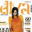 Olivia Ruiz en couverture de  Diva