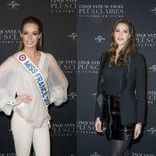 Maëva Coucke, Iris Mittenaere: Les Miss France rayonnent pour 50 Shades
