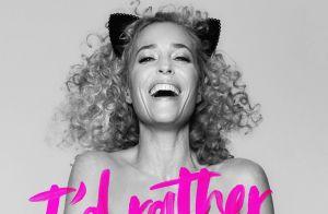 Gillian Anderson : Entièrement nue, elle manifeste contre la fourrure