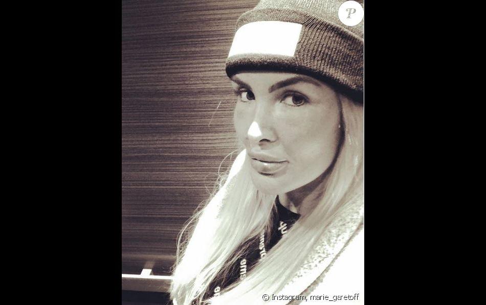 Marie Garet dévoile des lèvres pulpeuses sur Instagram, 7 février 2018