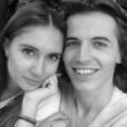 Antoine Flament et Camille, le 30 octobre 2017.