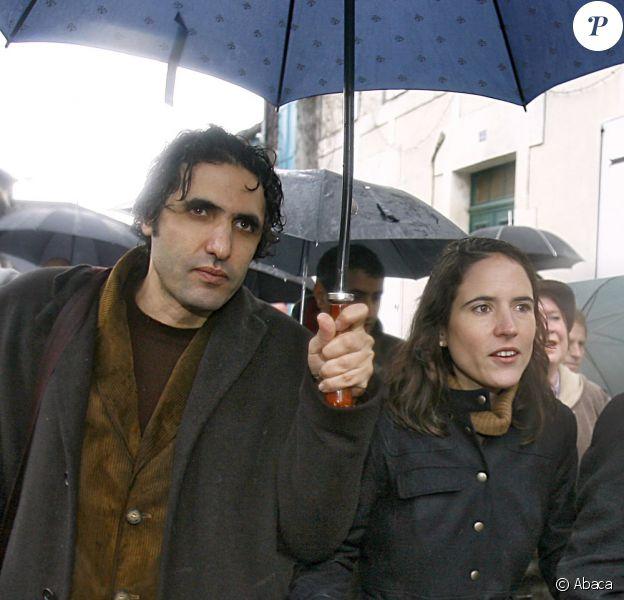 Mazarine Pingeot et Mohamed Ulad
