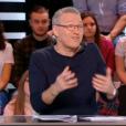 """Laurent Ruquier dans """"Les Enfants de la télé"""", le 11 février 2018 sur France 2."""