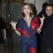 Fashion Week : Paris Jackson, égérie survoltée avec Margot Robbie