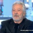 """Pierre Arditi dans """"Salut les Terriens"""", le 17 février 2018."""
