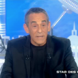 """Thierry Ardisson dans """"Salut les Terriens"""", le 17 février 2018."""