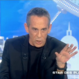 """L'animateur Thierry Ardisson dans """"Salut les Terriens"""", le 17 février 2018."""