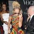 """Rita Ora assiste à la soirée """"Fashion And Film"""" du magazine Vogue UK à l'Annabel's. Londres, le 19 février 2018."""