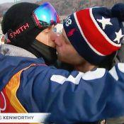JO d'hiver 2018 : Gus Kenworthy embrasse son chéri et fait le buzz