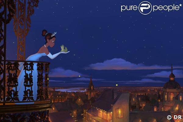Les premières images du prochain dessin-animé de Disney, La Princesse et la grenouille - sortie prévue en France le 27 janvier 2010
