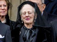 Mort du prince Henrik: Poignant message de la reine Margrethe après les obsèques