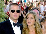 Jennifer Aniston : Brad Pitt lui envoyait des mots doux, Justin Theroux jaloux ?